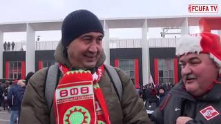 Вокруг матча «Уфа» – «Спартак»