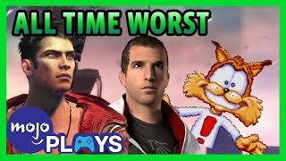 Worst Gaming Hero Ever: Desmond Miles