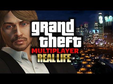 Online-Simulation des Lebens 🎮 GTA 5: REAL LIFE (Roleplay) #001