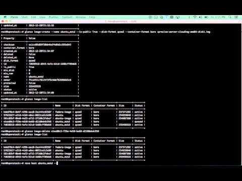 Openstack CLI Basics
