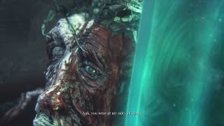 Bloodborne: The Old Hunters - Boss Fight #1 - Ludwig The Accursed