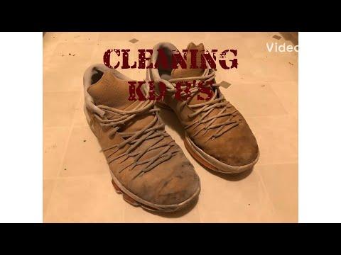 Cleaning Vachetta tan KD 8's