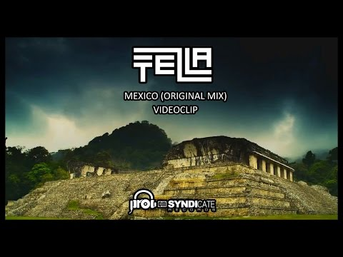 Tezla - Mexico (Original Mix) VIDEOCLIP