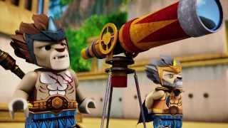 LEGO Legends of CHIMA: TV-Series Trailer, Episode 5 - 9