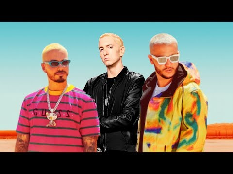 Dj Snake & J Balvin & Tyga Vs Eminem - Loco Contigo Vs The Real Slim Shady (Djs From Mars Bootleg)