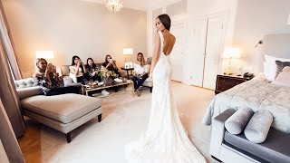 (9.76 MB) TRYING ON WEDDING DRESSES WITH MY BRIDESMAIDS - Follow me around vlog Mp3
