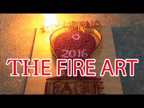 8000 Match Chain Reaction - Champion League - Amazing Fire Domino - The Fire Art from YouTube · Duration:  5 minutes 44 seconds
