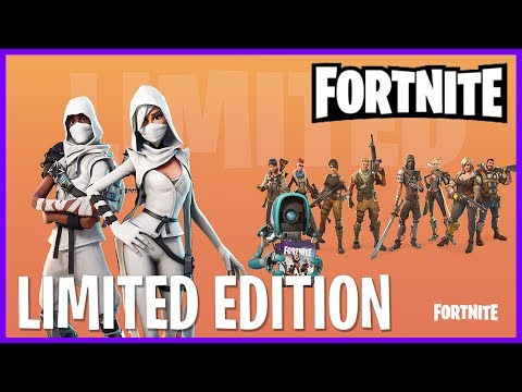 FORTNITE! Tutorial + Limited Edition Rewards #Fortnite