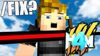 GOAL TO /FIX !!  HOW TO MINECRAFT 4 #76 (Minecraft 1.8 SMP)