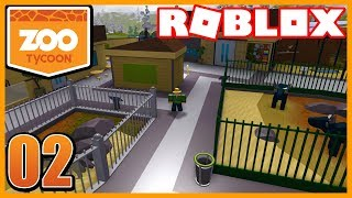 EXPANDING THE ZOO! (Roblox Zoo Tycoon) #2
