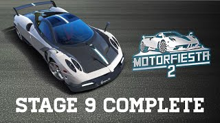 Real Racing 3 Motorfiesta 2 Stage 9 Upgrades 3333333 - Total Cost 188 Gold RR3