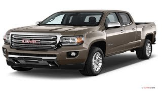 2018 GMC Canyon Car Specifications and Price car price list