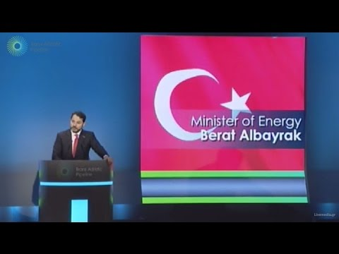 Berat Albayrak | Turkish Energy Minister
