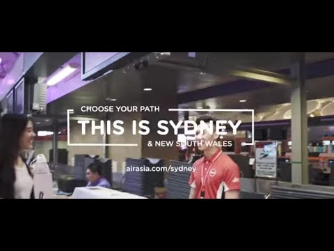 This is Sydney & New South Wales: Choose Your Path (Trailer)