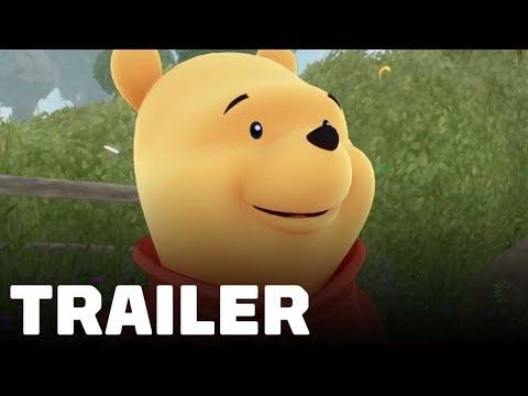 Kingdom Hearts 3 - Winnie the Pooh Trailer - X018