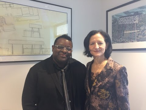 Isaac Julien and Dr. Sara Diamond on Face 2 Face  (Episode 282)