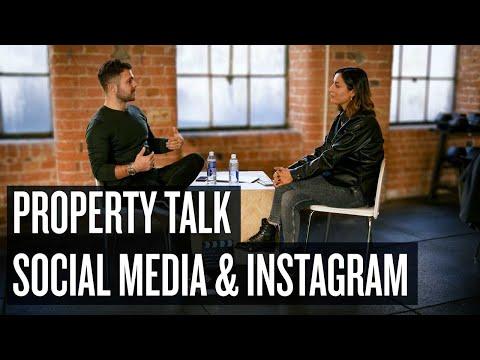 Property Talk - Social Media & Instagram for Property Professionals