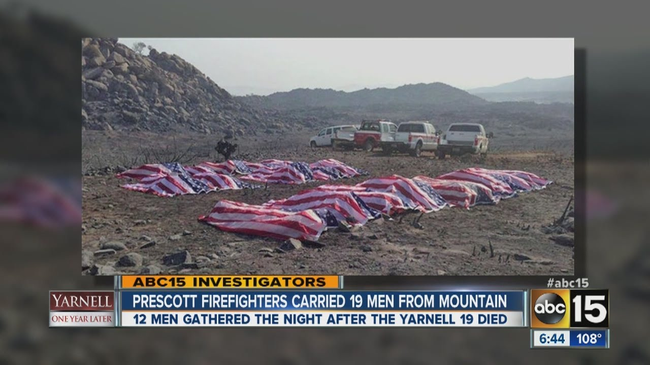 Team of 12 had sacred task of recovering bodies of fallen