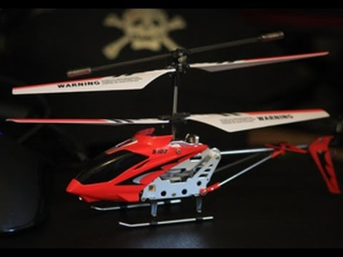 S107g Helecopter Review Syma S107 Rc Gyro System Mini Hele Hd