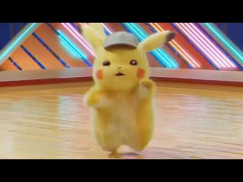 Pikapi Pikachu Song with Dance