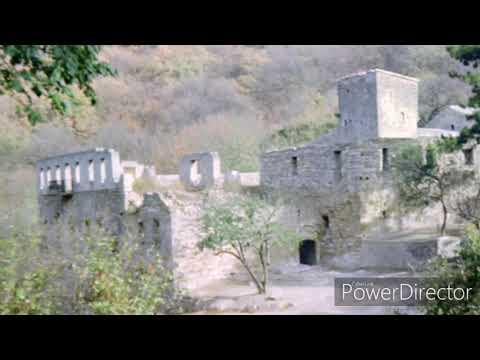 Сурб Хач, армянский монастырь XIVв  в Крыму