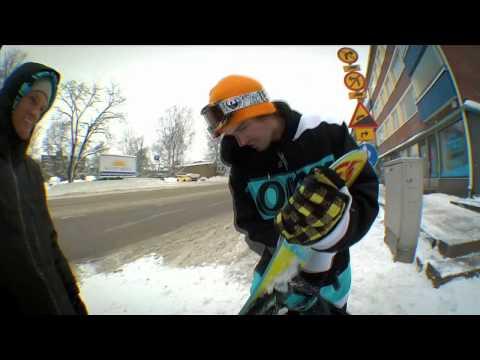 Bubba Sparks - Deliverance (HD Snowboarding)