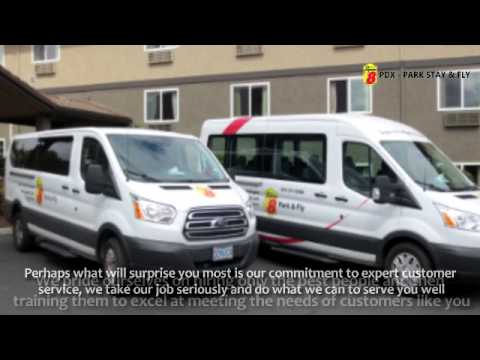 Super 8 Pdx Park Stay And Fly Budget Portland Airport Parking