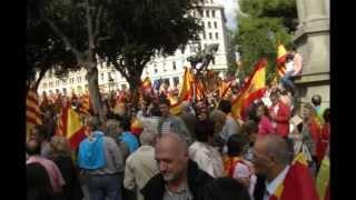 Barcelona 12 O 2013   España viva