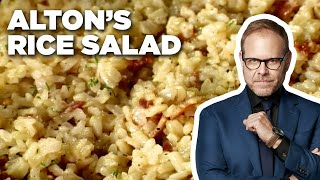 Alton Brown's Oven-Baked Brown Rice Salad | Food Network