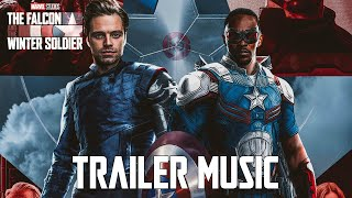 The Falcon and the Winter Soldier Trailer Music   Exclusive First Look Music (Extended)