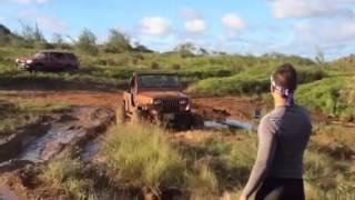Guam offroad