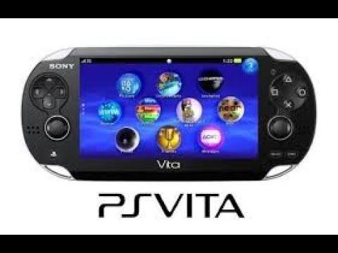 خبر مفرح لجميع مالكي اجهزة  psvita واخيرا الهاك الخاص بالتحديث 3.70 و369😍