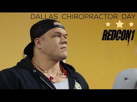 Day In The life - Dallas McCarver - Chiropractor Visit