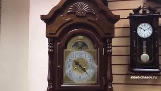 видео Купить немецкие напольные часы с боем. Купить немецкие настенные механические часы