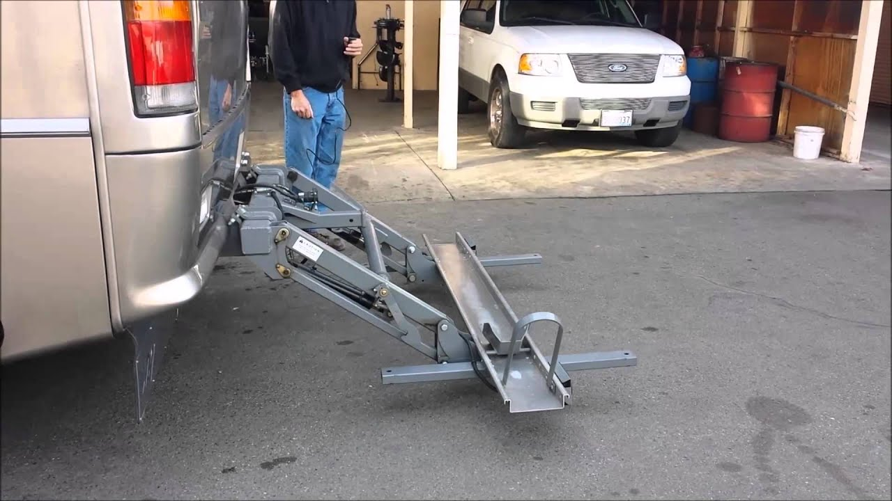 Hydraulic Motorcycle Lift Truck : Hydra lift hydraulic motorcycle for sale used doovi