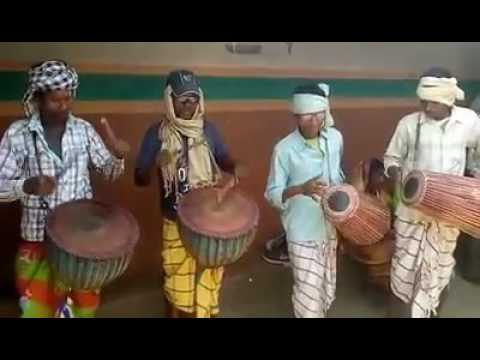 Santali traditional music