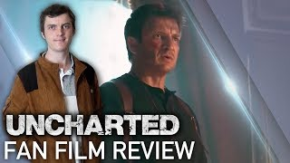 Uncharted Live Action Fan Film (Starring Nathan Fillion) Review