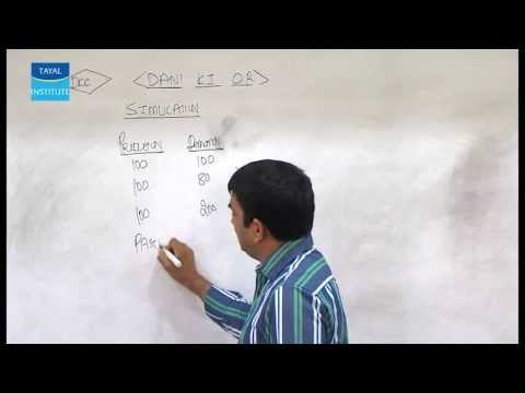 Operations Research - Simulation - Part  1