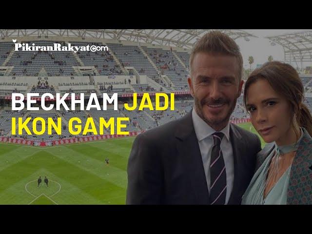 David Beckham Jadi Ikon Game FIFA 21, Nilai Kontraknya Melebihi Bayaran sebagai Pesepak Bola