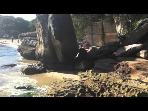 Sydney's secret beaches Point Piper & Vauclouse