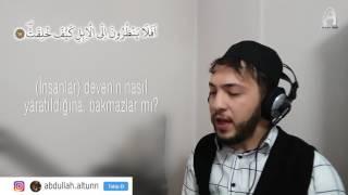 Abdullah Altun  Gaşiye Sûresi