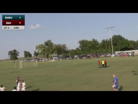 Men's Soccer vs. Eastern New Mexico