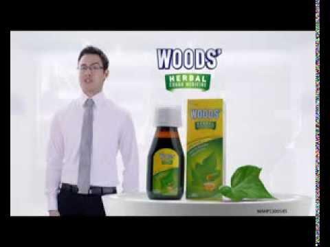 WOODS' Herbal - Singapore
