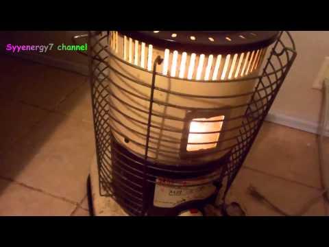 Update on Diesel Fuel in Kerosene Heater