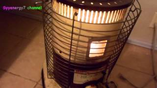 Update on Diesel Fuel in Kerosene Heater