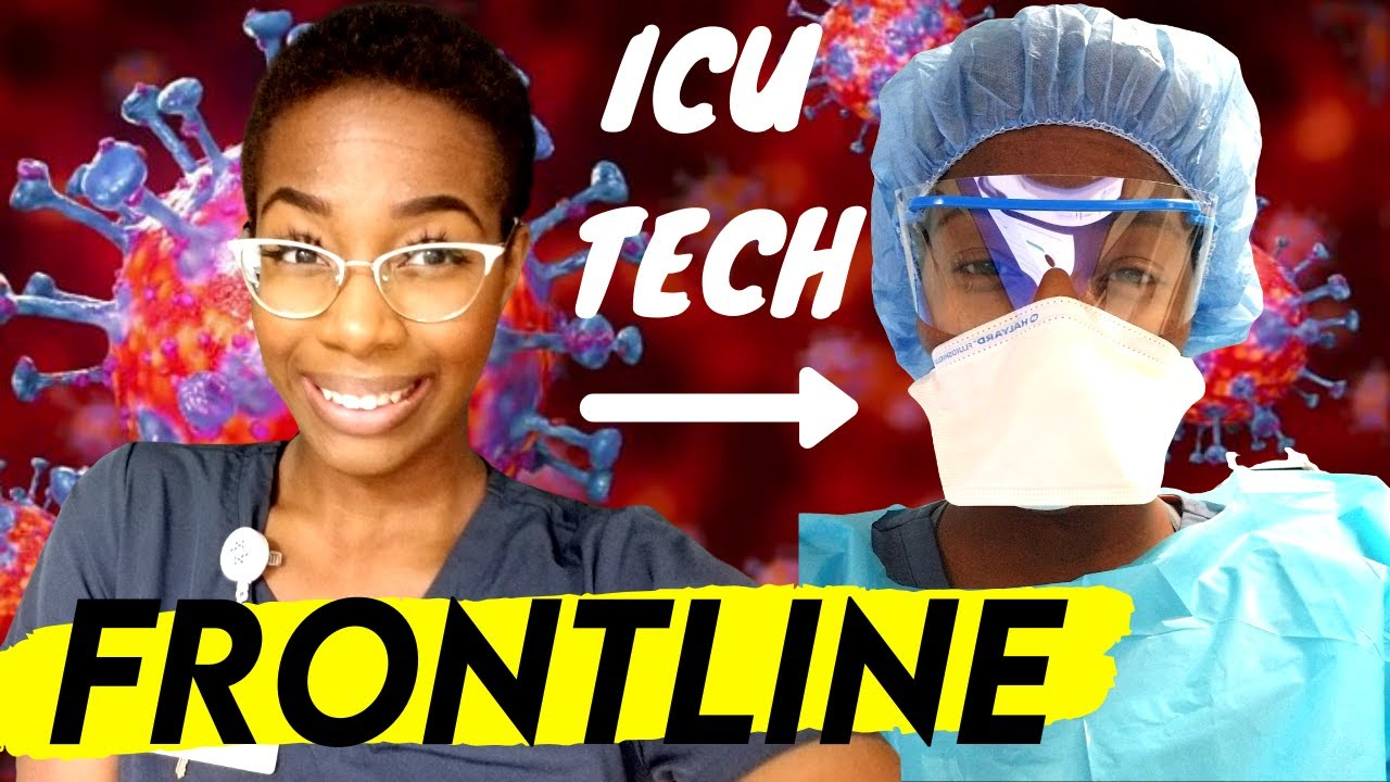 Ъцњ ICU TECH [CNA/PCA] Experience on the FRONTLINES Ъда| chit ...