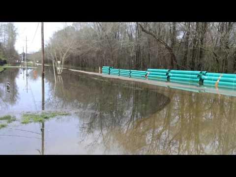 2016 Flooding in Baton Rouge, La.