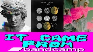 SiIvagunner, BlurryShrek, Cringecore Hip Hop - IT CAME FROM BANDCAMP