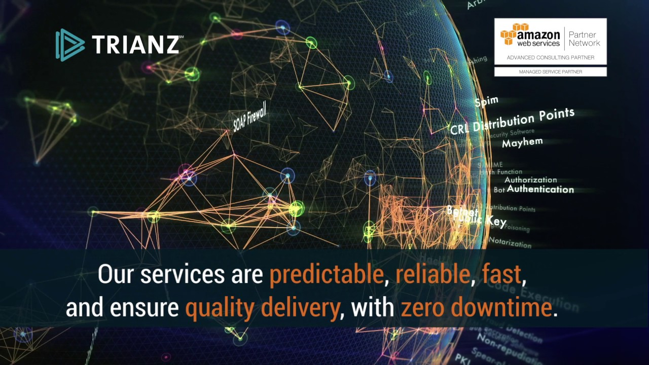Trianz Achieves Aws Service Delivery Partner Status For Database Security And Prospects Migration