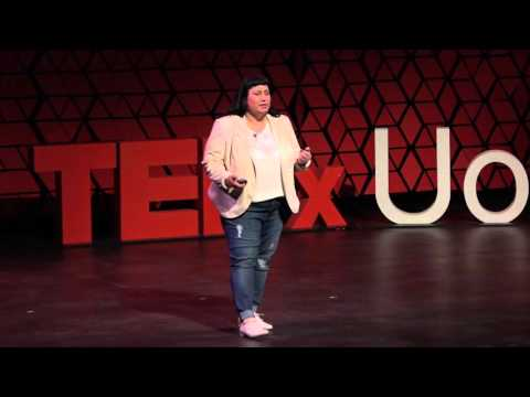 Painting the Path of Indigenous Resilience | Lisa Boivin | TEDxUofT